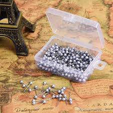 map tacks map tacks plastic push pins with steel point for map and cork