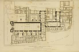 floor plan of the old westminster palace london game idea