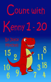 buy kids count with kenny 1 20 children u0026 39 s picture book