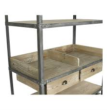Inexpensive Bakers Rack Furniture Simple Metal Bakers Rack With Understated Look Fits