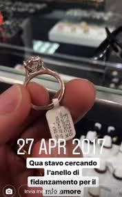 contrario di vanitoso quanto costa l anello regalato da fedez a chiara ferragni il