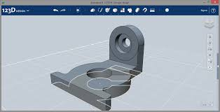 3d printering making a thing in autodesk 123d hackaday