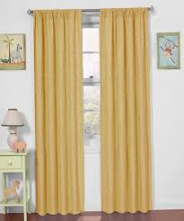 Blackout Curtains For Nursery Yellow Blackout Curtains Nursery Home Design Ideas