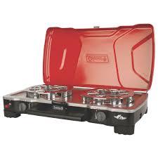 coleman stove manual amazon com coleman fyrecadet propane stove sports u0026 outdoors