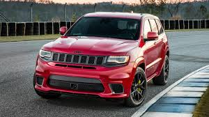 2018 jeep grand cherokee trackhawk price 2018 jeep grand cherokee trackhawk swallows a hellcat