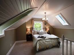 Attic Space Design by Bedroom Sharing Attic Bedroom Design With Unfinished Two Single