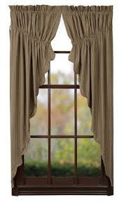 Curtains For A Cabin Best 25 Primitive Curtains Ideas On Pinterest Country Window