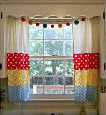 Bright Colorful Kitchen Curtains Inspiration Teal Kitchen Curtains Curtains Ideas
