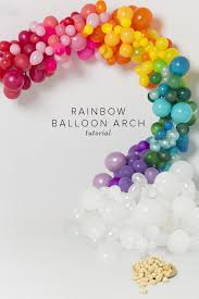 best 25 rainbow balloons ideas on pinterest rainbow party