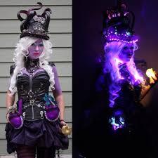 ursula costume glowing steunk ursula adafruit industries makers