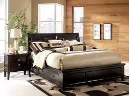 wooden bed rails solid wood bed frame with drawers king bed rails wood real wood