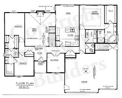 Sunroom Floor Plans by Custom Floor Plans And Blueprints In Appleton Wi And The Fox