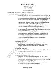 journalist resume examples editor in chief resume sample magazines editing