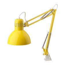 le de bureau jaune tertial le de bureau ikea