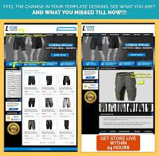 custom ebay html templates to sell male u0026 female shorts custom
