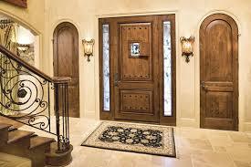Fiberglass Exterior Doors With Sidelights Entry Door Gallery Window And Door Showplace
