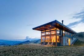 Modern Cabin nahahum canyon residence modern cabins
