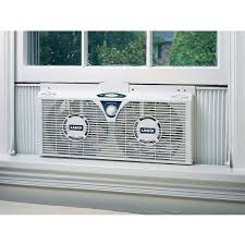 dual window fan reviews casement window air conditioner lowes also casement window air