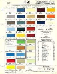 original paint color codes chevy love pinterest paint color