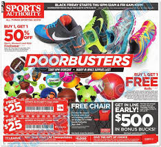 sports authority black friday ad posted black friday