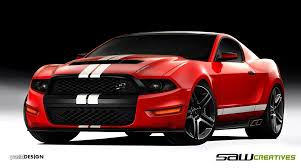 badass mustang or not 2014 ford mustang concept car design americanmuscle