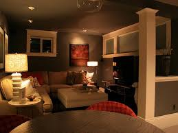 close up basement lounge makeover basements budgeting and