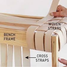 diy leather bench seat new zealand handyman magazine