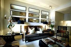 mirror wall decoration ideas living room mirror wall decoration ideas living room with fine decorating on
