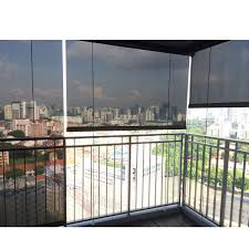 outdoor roller shades