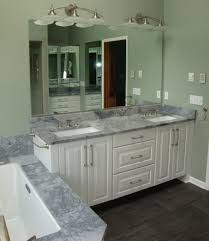 marvelous bathroom mirror height from floor height of outlet over