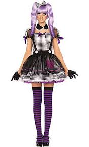 Marionette Doll Halloween Costume Doll Costumes Women U0026 Girls Party