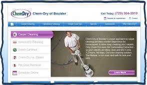 carpet cleaning website templates from peak studios peak studios
