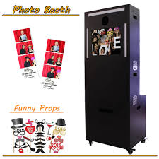 Photo Booth New Touch Sceen Selfie Booth Photobooth Machine Renrtal Wedding