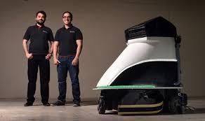 Ex Machina Asian Robot For Waterloo U0027s Avidbots All The World U0027s A Floor That Needs