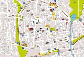 Italy Cities Map by Bologna Map
