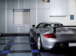 racedeck diamond garage flooring shop flooring a garage with a carrera gt and racedeck