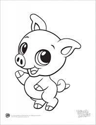cute animals coloring pages to inspire in coloring page cool