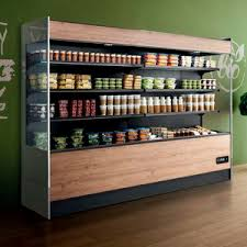 Refrigerated Cabinets Manufacturers Refrigerated Display Case With Shelves All Architecture And