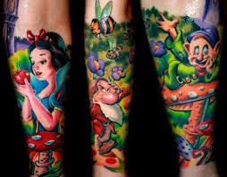 janos kovarik snow white cover design of tattoosdesign of tattoos