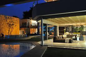 modern glass house simple design amazing modern open plan glass house design