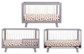 babyletto hudson crib in nursery by emerson grey designs nursery