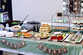 fascinating food ideas for a baby shower brunch 98 on baby shower