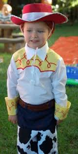 Toy Story Halloween Costumes Toddler Diy Jessie Toy Story Toddler Costume Sewing Halloween
