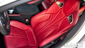 lexus gsf seats lexus gs fmotoring middle east car news reviews and buying guides