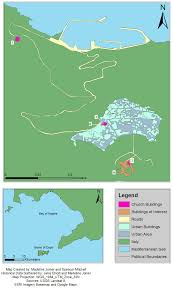 Map Of Capri Italy by Capri Island Of Capri Campania U2013 Mapping Angevin Southern Italy
