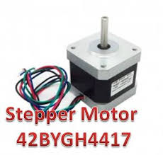 Jual Dc Step jual stepper motor 42bygh4417 motor stepper 2 phase murah