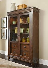 display cabinet with glass doors traditional display cabinet with glass doors 589 ch5278 liberty