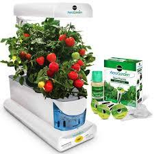 indoor pod garden kit system soil free plant grow light hydroponic