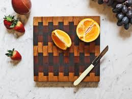 how to restore and maintain a wood cutting board or butcher block