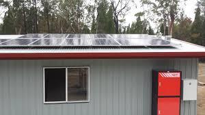 off grid solar system off grid energy australia off grid solar